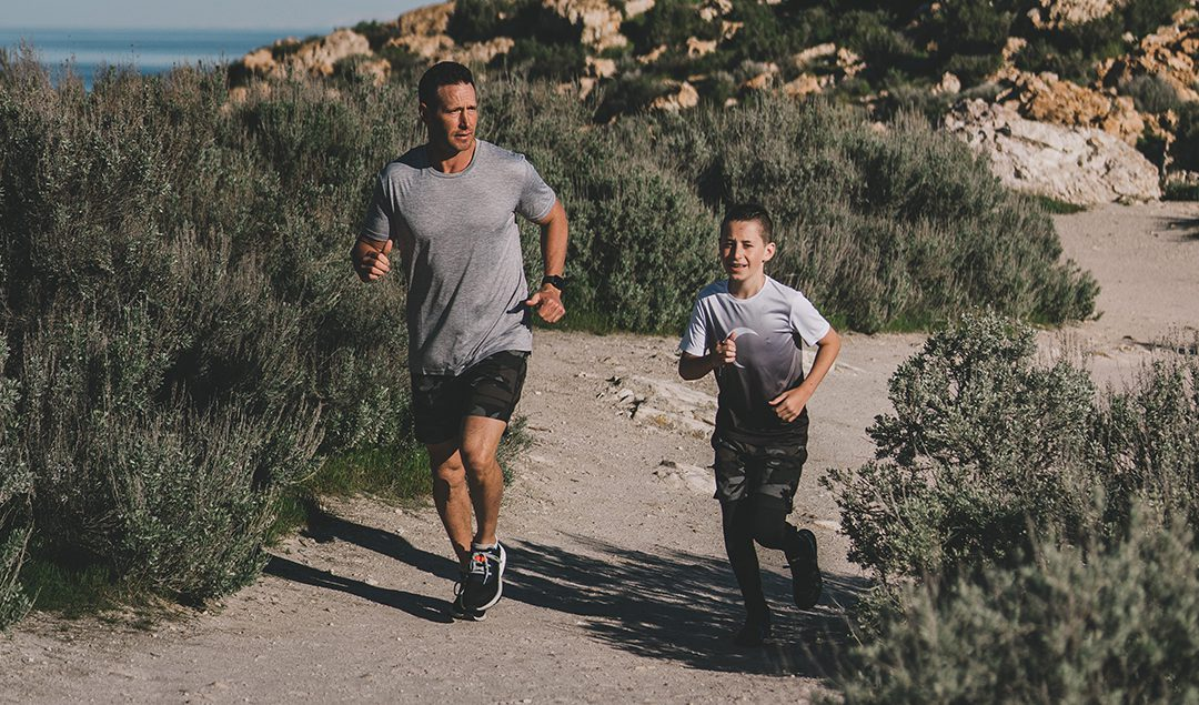 Five Ways to Inspire Your Kids to be More Active