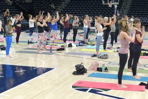 Community Yoga Night