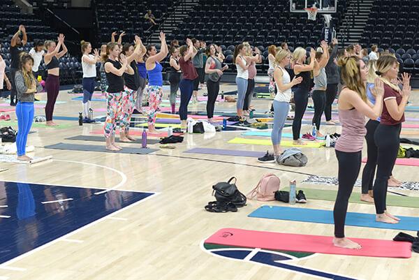 Community Yoga Night